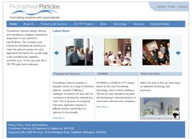 promethean particles website