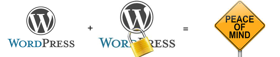 Wordpress + security = peace of mind